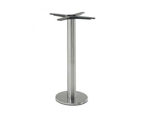 不锈钢桌脚 不锈钢圆形底盘 不锈钢桌餐桌脚20132101604